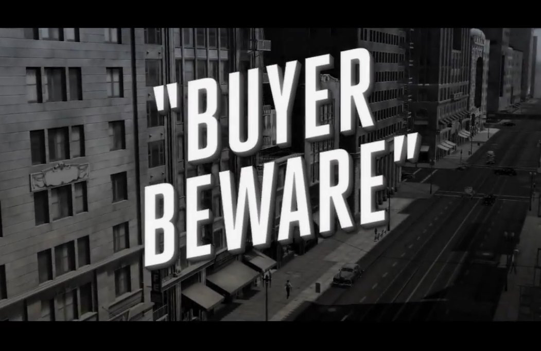 Reinventing economic development: Buyer beware